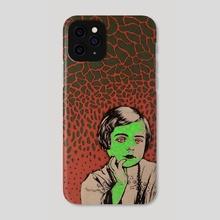 Lepper - Phone Case by Kike Congrains