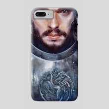 Winter is here - Phone Case by Ssara P. Selvik