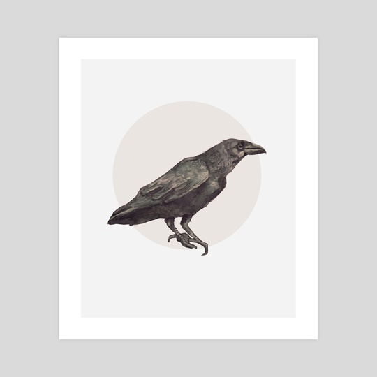 The Crow by La Fabrique Initials CC