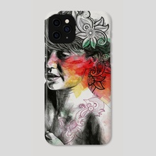 Convergence Of Random Variables - Phone Case by Marco Paludet