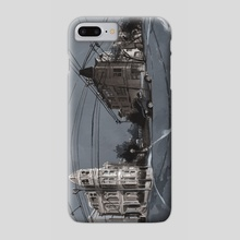 Hayes & Buchanan 002 - Phone Case by Christian MacNevin