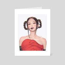 Jennie6 - Art Card by KAI (umigraphics)