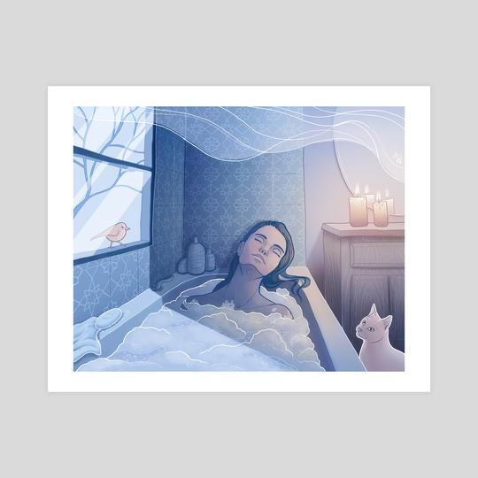 A Rude Awakening by Ash Weaver
