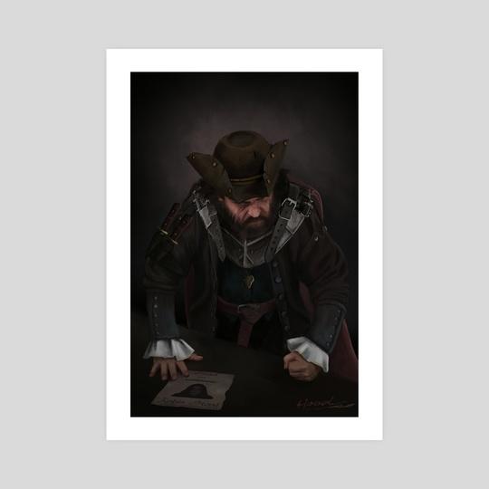Hood - James Boyce - Sherrif of Nottingham by Holger Schulz