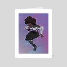spectrum - Art Card by stephen mcdowell