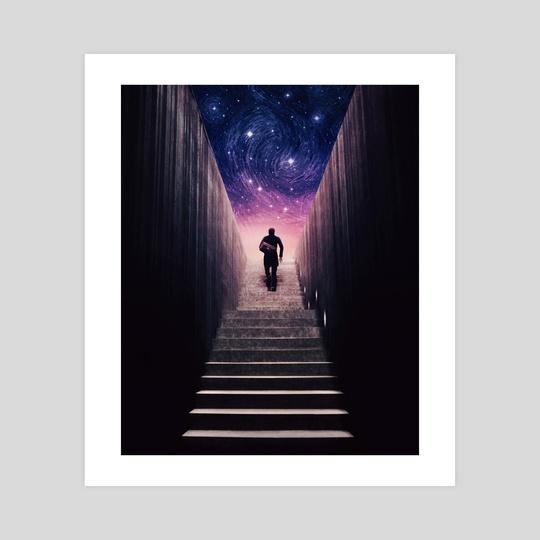 Portion of Infinite by Enkel Dika