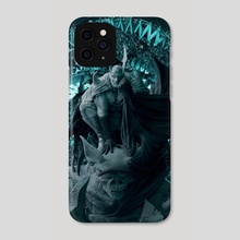 Gotham's Finest - Phone Case by Vasudev Singh Chauhan