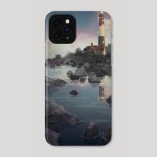 Lighthouse - Phone Case by Jonnakonna Uhrman