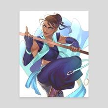 Beauregard (Critical Role) - Canvas by Yuuto