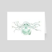 terra - Art Card by Janika Keskitalo // JK ミ★