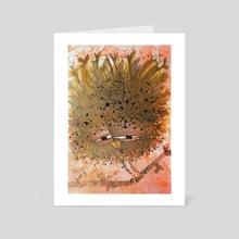 THe HaPpy, iN loVE, nOSTAlgic, sAD owLs (10) - Art Card by Jorge Mendoza