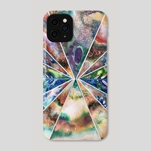 Center of the Universe - Phone Case by Glen Neff
