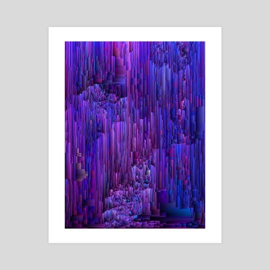 Hidden Cave by Jennifer Walsh