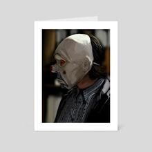 The Joker-Bozo - Art Card by Nick Rubio