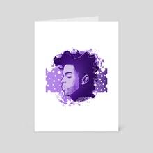 Purple Reign - Art Card by Zorbius15