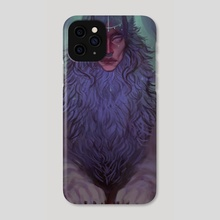 sphinx - Phone Case by harteus
