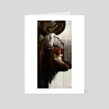 INK - Art Card by Bastien Lecouffe Deharme