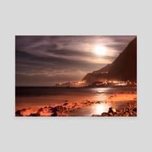D12 - Red Sea - Canvas by Diogo Pereira