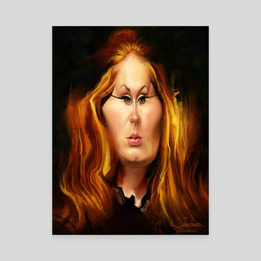 Adele by Alexander Novoseltsev