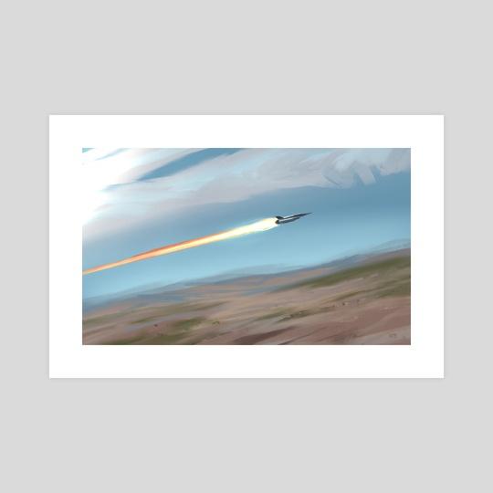 Speed by Matthew Eng