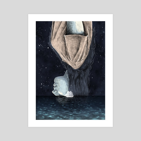 Mary Celeste by Ximena Arias