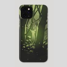 Forest Spirits - Phone Case by vishnu m nair