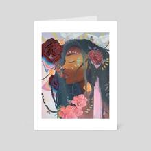 Metamorphosis - Art Card by Kenna Reid