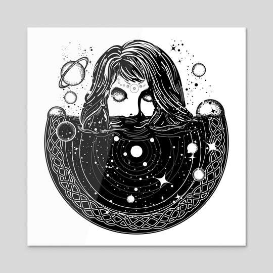 Dream Illustrations by bob drider