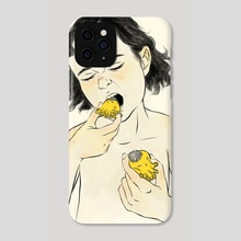 Inktober Rip - Phone Case by Tracy Orozco