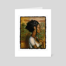 Ishtara - Art Card by Sequoia Versillee