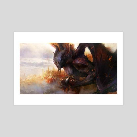 Demon by Ev Shipard