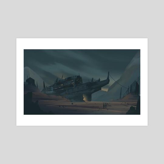 Haveriet 2021 by Alexander Radsby