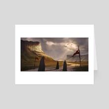 Journey - Art Card by Krist Miha