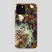 Bibliothecary - Phone Case by Erica Williams