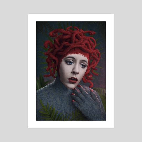 Medusa MMXVI by Mikel Camara