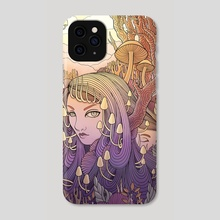 Over The Hills & Far Away - Phone Case by Danielle Morgan
