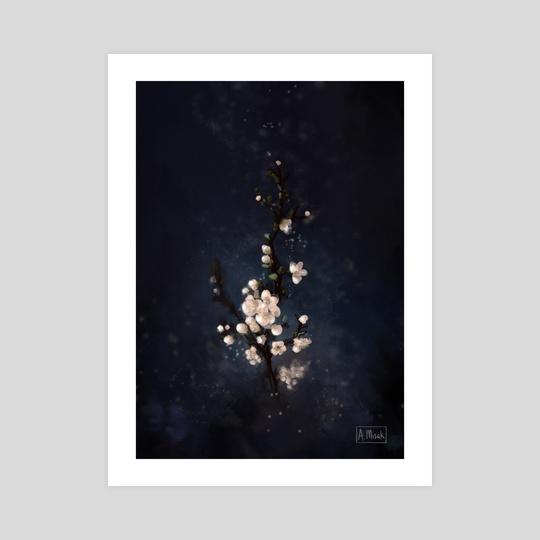 Floral  by A. Misak
