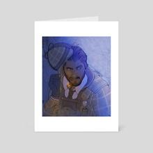 Elemental - Art Card by Ssara P. Selvik