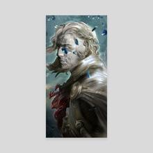 Rhaegar Targaryen - Canvas by Ertaç Altınöz