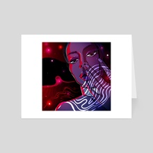 dream - Art Card by nata duke