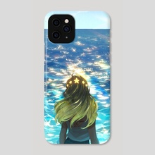 Sun Sparkles - Phone Case by Alane Grace