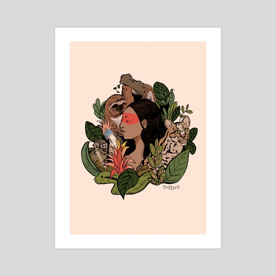 Amazonia by Kelsey Suleau