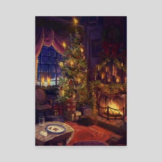 Seasons Greetings 2020 by Miranda Moorhead
