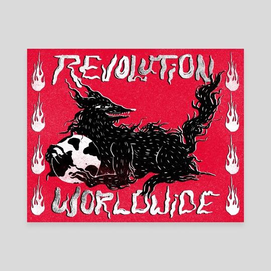 Revolution Worldwide by Evangeline Gallagher
