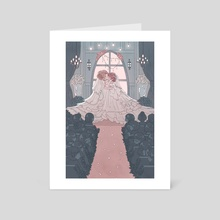 Wedding - Art Card by Kaiami