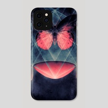 Beautiful Symmetry  - Phone Case by Barrett Biggers
