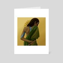 Jesa - Art Card by Jewel