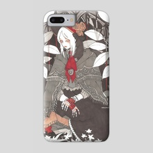 doll - Phone Case by vacuum