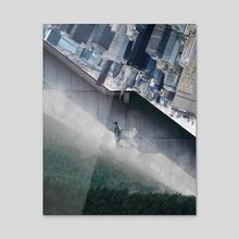 Duality - Acrylic by Vitor Esteves