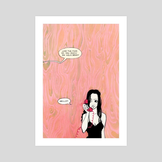 Gilabend by Eliza Frye